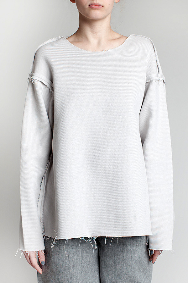 charlie-may-stone-raw-reverse-pullover-front